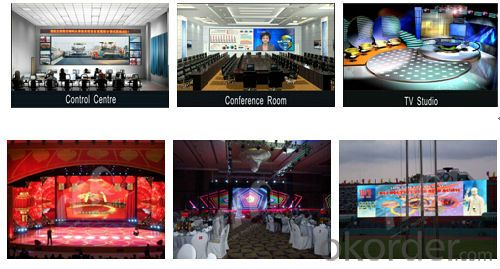 New Product LED TV SERIES LED Display CMAX-P1.56