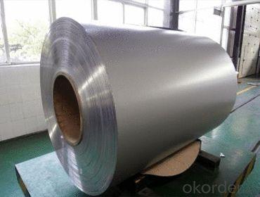 Prepainted Aluminum Coil with PVDF