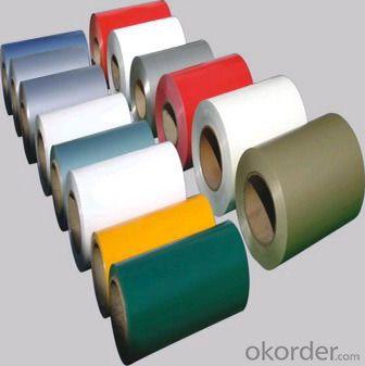 Prepainted Aluminum Coil for Roller Shutter
