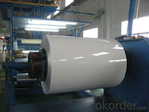 Prepainted Aluminum Coil with PVDF