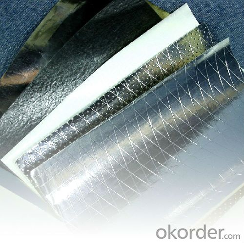 Aluminum Foil Facing for Glass Wool Lamination and Roof Insulation
