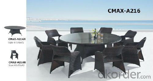Promotion Outdoor Furniture with High Quality CMAX-A216