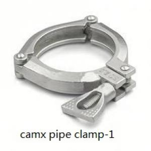 high quality standard large pipe clamp