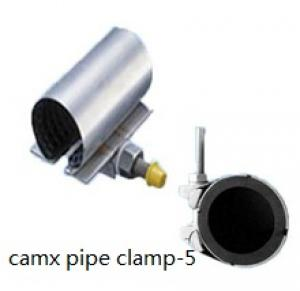 stainless steel light type pipe clamp