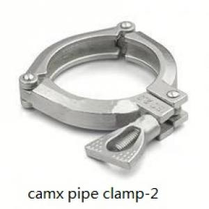 heavy loading rubber clamp with rubber