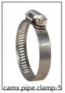 stainless steel u-shaped pipe clamps