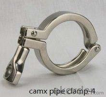 high strength german style hose clamp