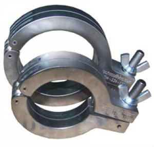 stainless steel glass clamp/pipe clamp