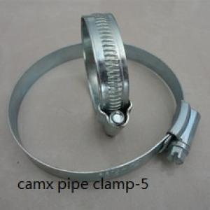 galvanised pipe clamps without rubber