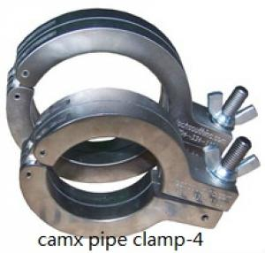 quick release pipe clamps manufacturer