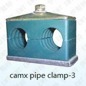 wear resistant large screw pipe clamp