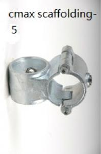 rubber lined stainless steel pipe clamp