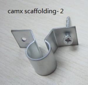 miniature worm gear copper pipe clamp