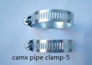pipe fitting ductile iron pipe clamps