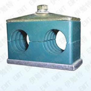 galvanized pipe clamp with epdm rubber