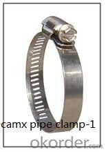 best price ss 316 pipe clamp fittings