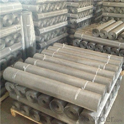 Welded wire mesh-3/8 X 3/8