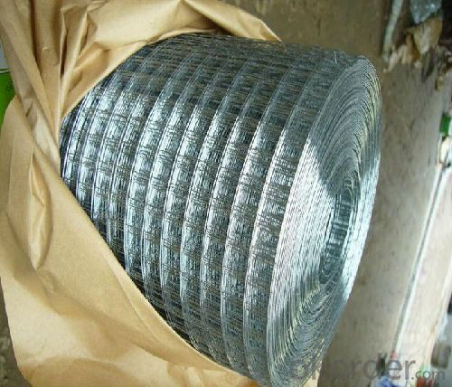 Welded wire mesh-3/8 X 3/8