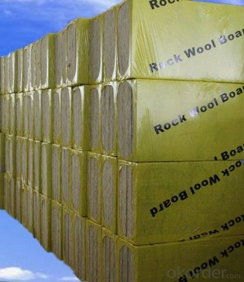 Insulation Rock Wool Board 200KG 30MM Reduce Noise