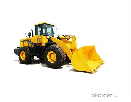 Front Wheel Loader YN 918  1Ton 0.7cbm bucket capacity