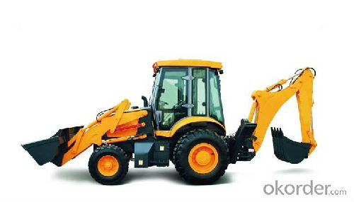 Backhoe Loader  WZ30-25 2.5 Tons with cumminss engine