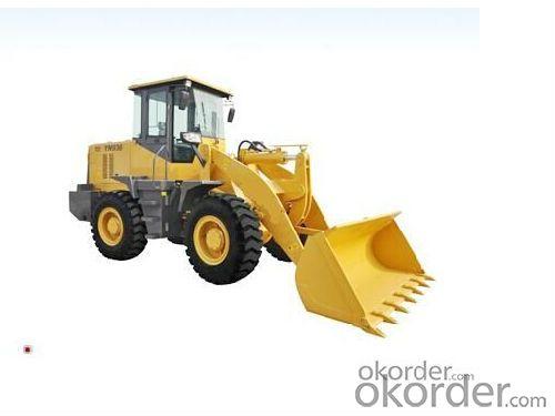 Front Wheel Loader  YN 938 3 Tons1.8cbm bucket capacity