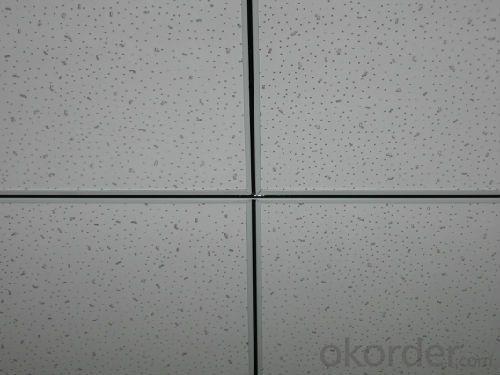 Acoustical    Mineral  Fiber Ceiling