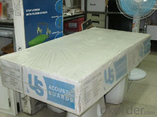 Non  Asbestos  Acoustic  Mineral Fiber Ceiling