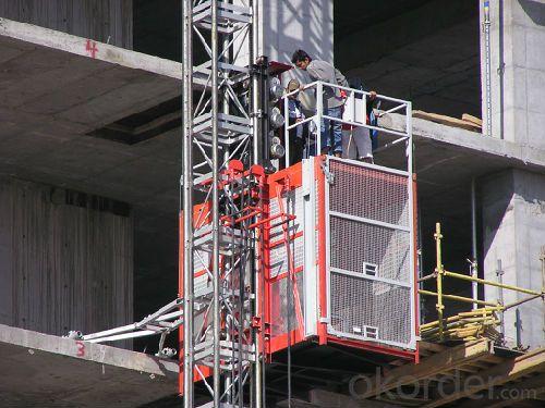 Building Hoist SC200/200 New No Counterweight