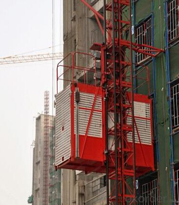FANGYUAN building hoist SC200/200