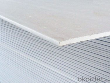 PVC Laminated Gypsum Ceiling Tiles  for Decoration