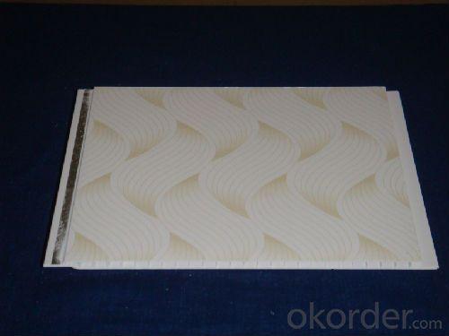 Beautiful Hot Stamping PVC Ceiling