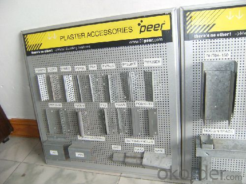Perforated   Profile/Metal  Stud and Track In
