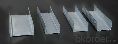 Buy Metal Furring Channel Sizes For House Construction