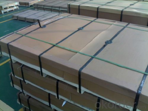 Aluminum sheets for curtain wall