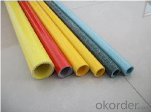 FIBER GLASS REINFORCED PLASTICS PIPE DN300