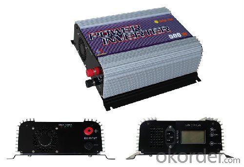 SUN-500G solar grid tie inverter/500w