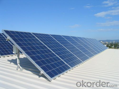 Solar Panels lMono-crystalline 90W 125*125 Panel