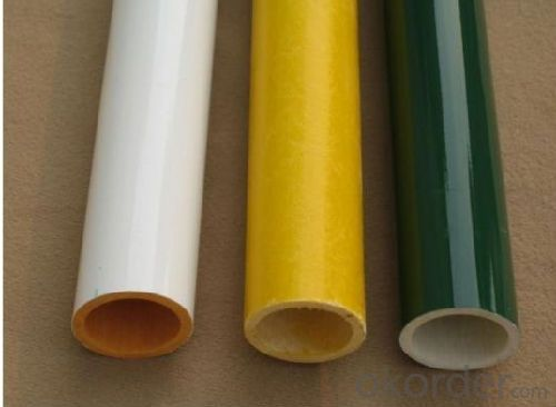 FIBER GLASS REINFORCED PLASTICS PIPE DN100