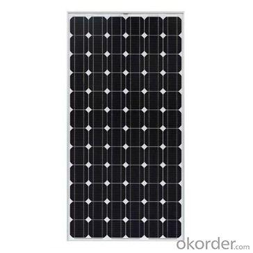 Solar Module Mono-crystalline 190W 125*125 Module