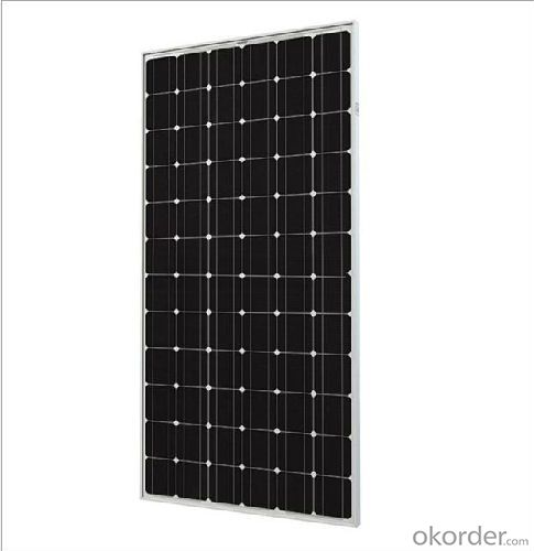 Mono Solar Panels in Pakistan Lahore Hot Sale 195W
