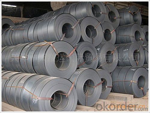 Hot Rolled Band Steel In Coil Corrugated Steel Band  With Competitive Price