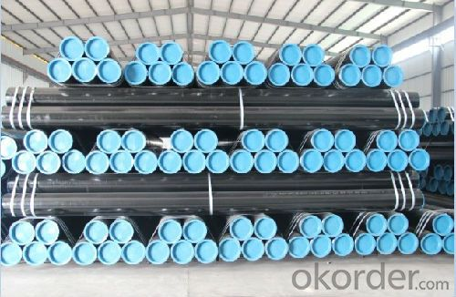 Seamless Steel Pipe ASTM A106/API 5L/ASTM A53