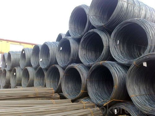 High Quality Steel Wire Rod SAE1008 8.0mm