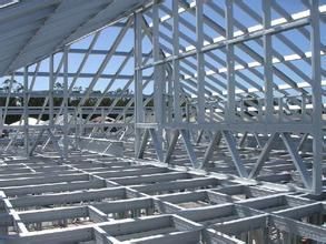 Light Steel Structure Workshop with high quality