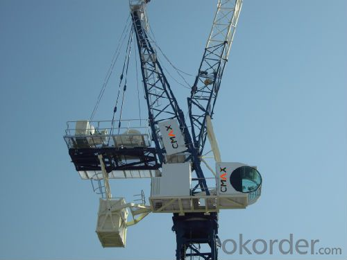 Tower Crane Requirements : Buy luffing tower crane tcd manufacturer price size