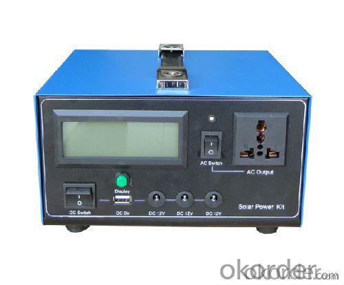 Solar Power System Hot Selling SPK_300_LCD