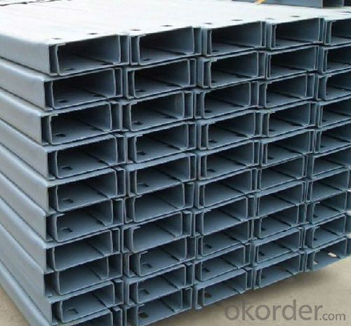 C Channel Steel Bar