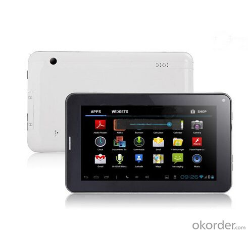 "Tablet PC  9"" Touch Screen A23 Dual Core Android 4.2 with WiFi"