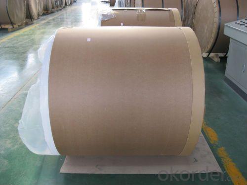 Aluminium Household Foil Stocks In Warehouse